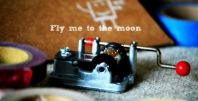 Fly me to the moon c