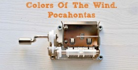 Colors Of The Wind. Pocahontas